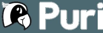 Black Puri Logo