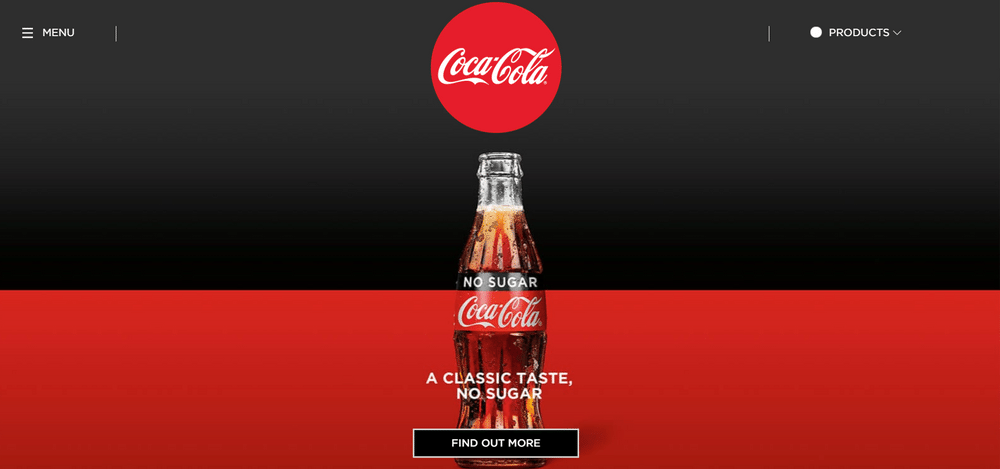 Coca-Cola Australia website