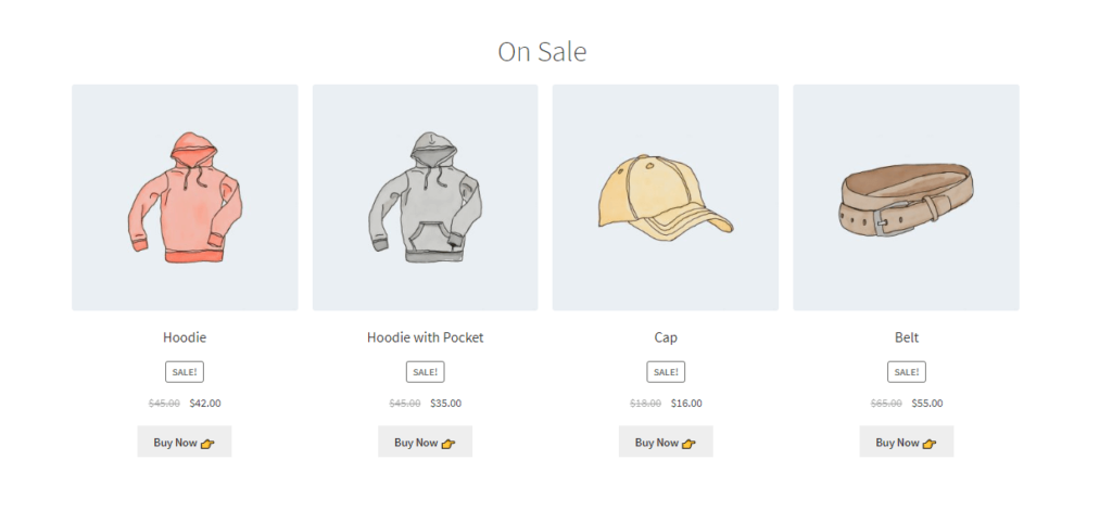 Add to Cart WooCommerce buttons with Emoji