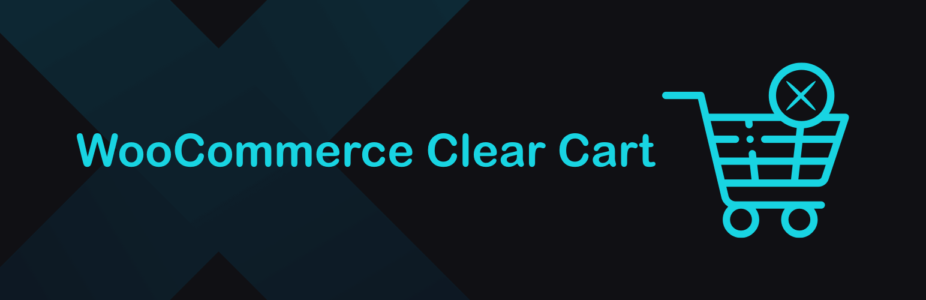 woocommerce clear cart logo
