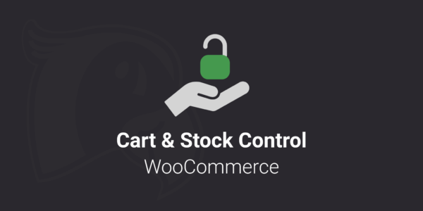 Cart and Stock Control plugin logo for WooCommerce