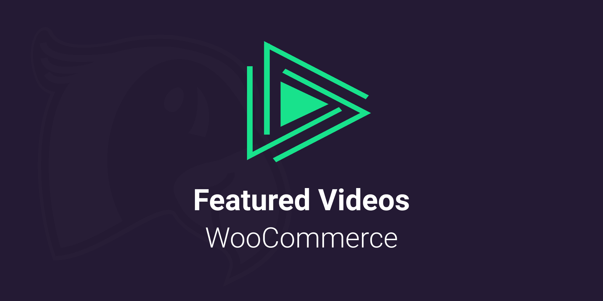 Featured Videos for WooCommerce Plugin Icon