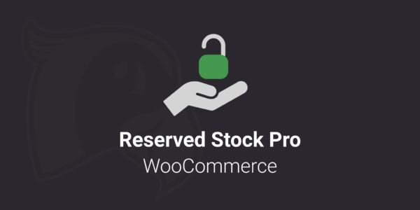 Plugin logo for Reserved Stock Pro for WooCommerce